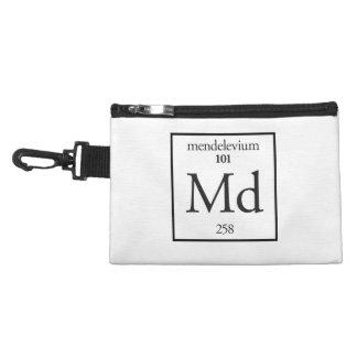 Mendelevium Accessory Bags