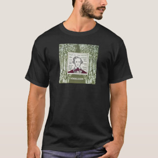 Mendelssohn dark t-shirt