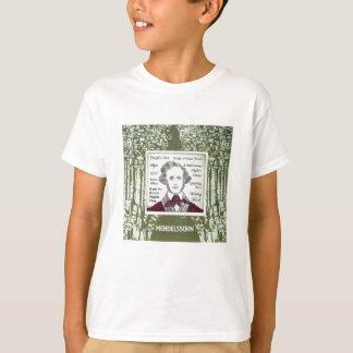 Mendelssohn kids T-shirt