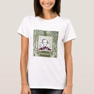 Mendelssohn ladies T-shirt