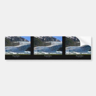 Mendenhall Glacier / Juneau Alaska Bumper Sticker