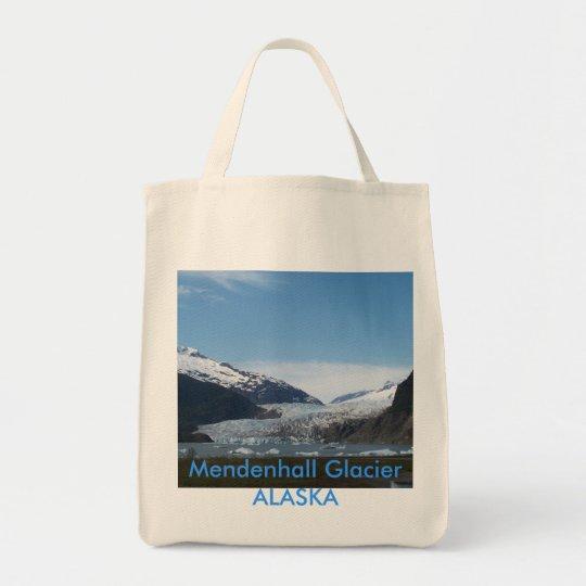 Mendenhall Glacier Tote Bag