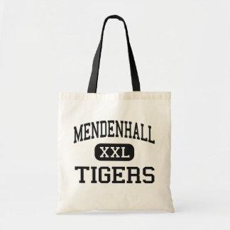 Mendenhall - Tigers - High - Mendenhall Canvas Bags