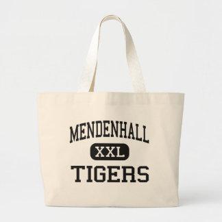 Mendenhall - Tigers - High - Mendenhall Tote Bags