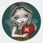 """""""Mending A Broken Heart"""" Sticker"""