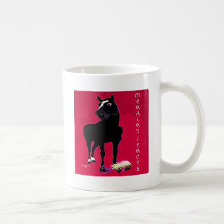 Mending Fences - Whimsical Horse Collection Coffee Mug