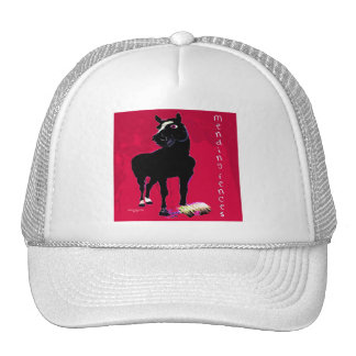 Mending Fences - Whimsical Horse Collection Hat