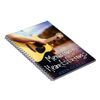 Mending Heartstrings Notebook