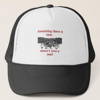Mending Wall Trucker Hat