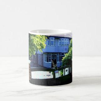 Mendips. Childhood home of John Lennon Coffee Mug