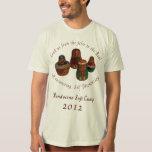 Mendo Sufi Camp 2012 Organic T-shirt