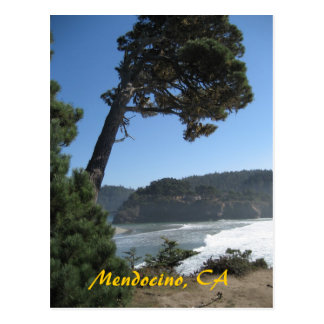 Mendocino, California Tarjetas Postales