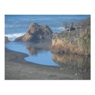 Mendocino Coast Beach Postcards