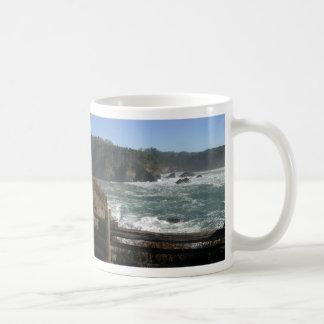 Mendocino Coast, CA Coffee Mug