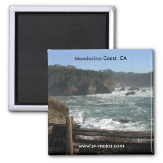 Mendocino Coast, CA Magnet