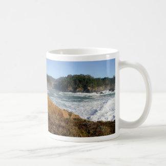Mendocino Coast, California Coffee Mug