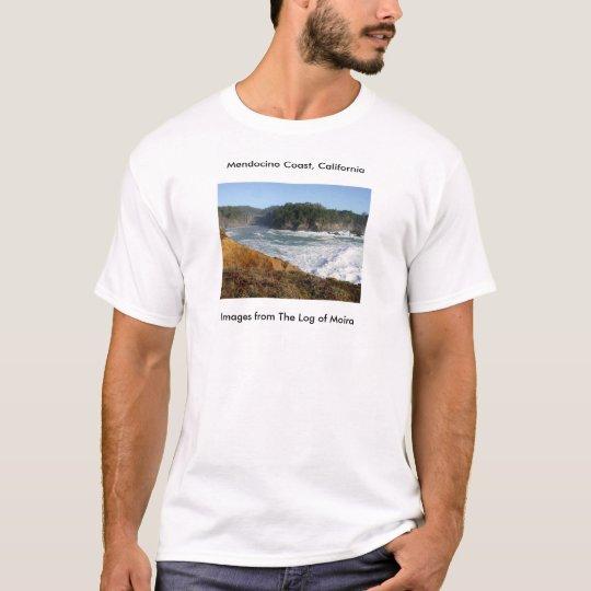 Mendocino Coast, California T-Shirt