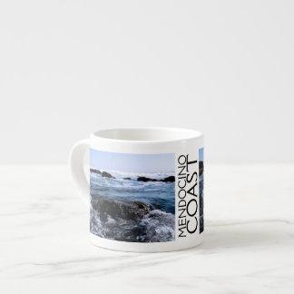 Mendocino Coast Espresso Cup