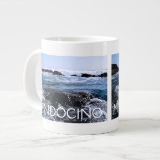Mendocino Coast Large Coffee Mug