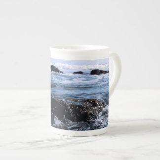 Mendocino Coast Tea Cup