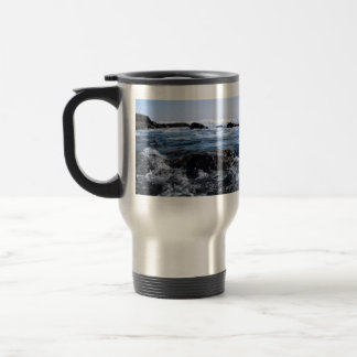 Mendocino Coast Travel Mug