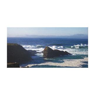 Mendocino Headlands Canvas Print
