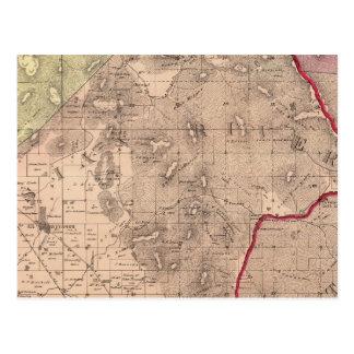 Mendocino, río ruso, Knights el valle Tarjeta Postal