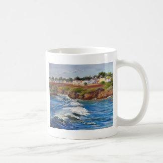 Mendocino Village Coffee Mug