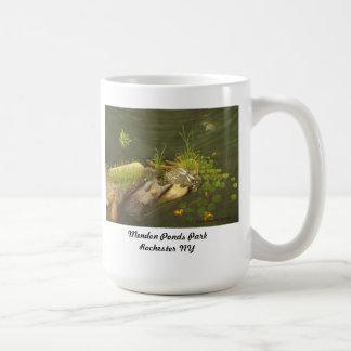 Mendon Ponds Park mug