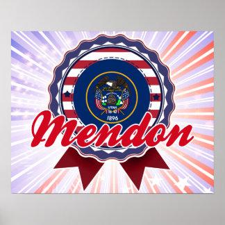 Mendon, UT Poster
