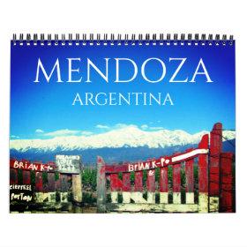 mendoza argentina calendar