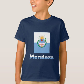 Mendoza flag with name T-Shirt