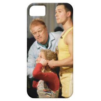 Meneer Kaktus, Mevrouw Stemband en Kweetniet iPhone SE/5/5s Case