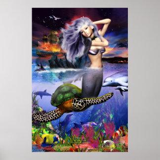 Menehune Mermaid (update) Poster