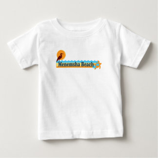 Menemsha Beach - Beach Design. Infant T-shirt