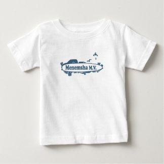 Menemsha Beach - Surf Design. Tshirts