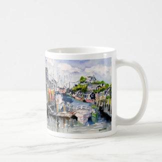 Menemsha, Marthas Vineyard Coffee Mugs