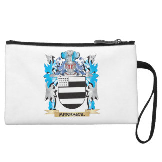 Menescal Coat of Arms - Family Crest Wristlets