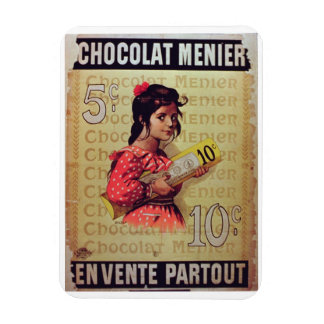 'Menier Chocolat', On Sale Everywhere (colour lith Magnet