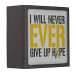 Meniere's Disease I Will Never Ever Give Up Hope Premium Gift Box