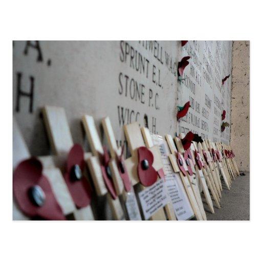 Menin Gate War Memorial Ypres Postcard