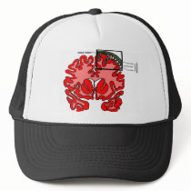 Meninges Trucker Hat