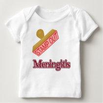 Meningitis Baby T-Shirt