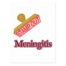Meningitis Postcard