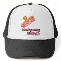Meningococcal Meningitis Trucker Hat