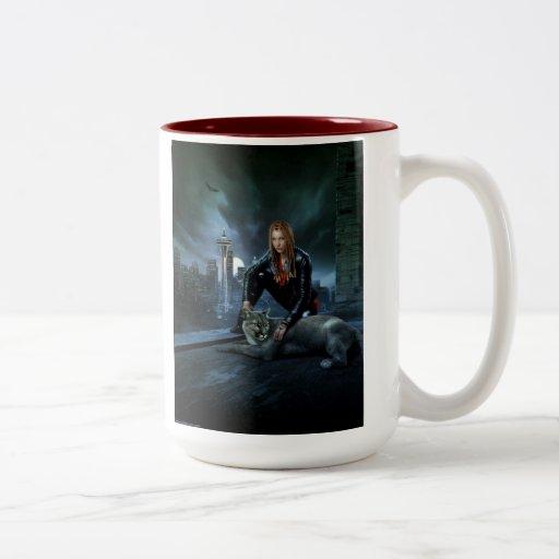 Menolly: Bite Me Coffee Mugs