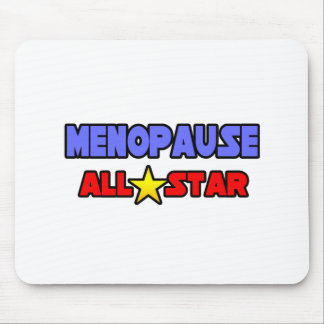 Menopause All Star Mouse Pad