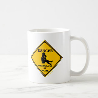 Menopause At Work T-shirts and Gifts For Her Coffee Mug