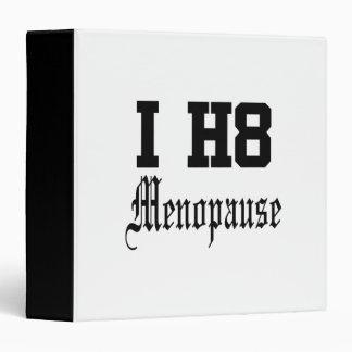 menopause binder