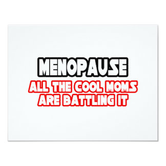 Menopause...Cool Moms Card